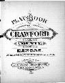 Plat book, Crawford County, Kansas