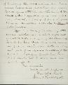 Samuel Hallett to Abraham Lincoln, President of the United States - 2