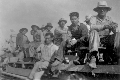 Atchison, Topeka and Santa Fe Railway, section crew
