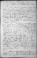William Clark to John H. Eaton - 1