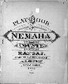 Plat book of Nemaha County, Kansas