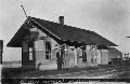 Missouri Pacific Railroad depot, Uniontown, Kansas