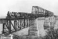 Atchison, Topeka & Santa Fe Railway Company bridge, Sibley, Missouri