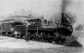 Missouri- Kansas-Texas Railroad steam locomotive