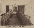 Haskell Institute's boys dormitory, Lawrence, Kansas