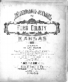 Standard atlas of Ford County, Kansas - Title Page