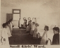 Haskell Institute's girls dormitory, Lawrence, Kansas