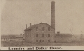 Haskell Institute laundry and boiler house, Lawrence, Kansas