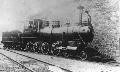 """The Kansas"" steam-powered locomotive engine"