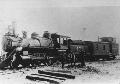 Atchison, Topeka & Santa Fe Railway Company's locomotive engine #174