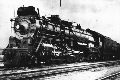 "Atchison, Topeka & Santa Fe Railway Company's ""Madam Queen"""