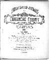 Standard atlas of Comanche County, Kansas - Title Page