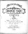 Standard atlas of Comanche County, Kansas
