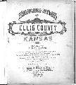 Standard atlas of Ellis County, Kansas - Title Page