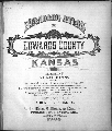 Standard atlas of Edwards County - Title page