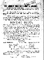 Advertisement for Nicodemus, Kansas