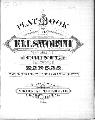 Plat book, Ellsworth County, Kansas