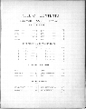Plat book, Ellsworth County, Kansas - Table of Contents