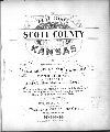 Plat book of Scott County, Kansas - 1