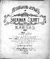 Standard atlas of Sherman County, Kansas