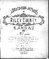 Standard atlas of Riley County, Kansas