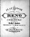 Plat book of Reno County, Kansas - Title Page