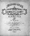 Standard atlas of Sumner County, Kansas