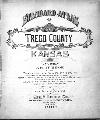 Standard atlas of Trego County, Kansas