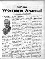 Kansas Womans Journal, October, 1922 - 1
