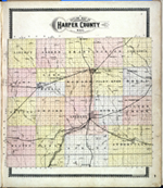 Standard atlas of Harper County, Kansas - 7