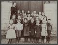 Kindergarten Class from Potwin School, Topeka, Kansas