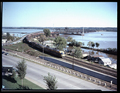 Atchison, Topeka & Santa Fe Railway freight train pulled by engine #169