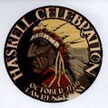 Haskell celebration
