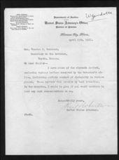 Governor Arthur Capper's slackers file - 3