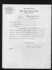 Governor Arthur Capper's slackers file - 4