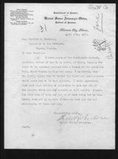 Governor Arthur Capper's slackers file - 5