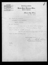 Governor Arthur Capper's slackers file - 8