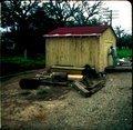 Atchison, Topeka & Santa Fe tool house
