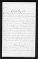 Elam Bartholomew diary - Jan 18, 1880