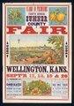 Fourth annual Sumner County fair, Wellington, Kansas