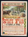 Fifth annual state fair of Kansas, Topeka