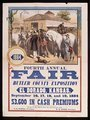 Fourth annual fair of the Butler County Exposition