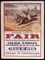 Fourth annual fair of the Saline County Agricultural, Horticultural, and Mechanical Association