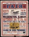 Seventh annual fair of the Washington County Fair Association