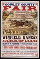 Cowley County fair, Winfield, Kansas