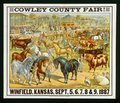 Cowley County fair, Winfield, Kansas