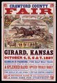Crawford County Fair, Girard, Kansas