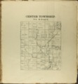 The Onaga courier's sectional township map of Pottawatomie County, Kansas - 5