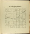 The Onaga courier's sectional township map of Pottawatomie County, Kansas - 41