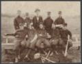 Kansas University baseball team, Lawrence, Kansas